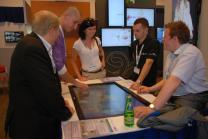 Digital Signage EXPO ? stoisko NEC Display Solutions